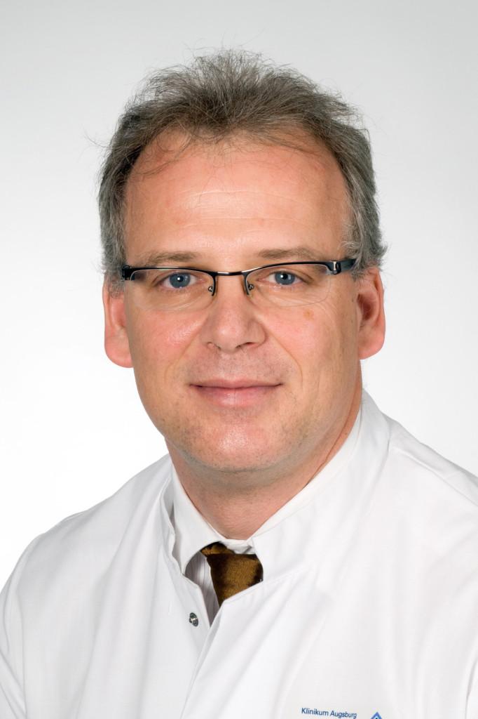 Prof. Dr. med Ansgar Berlis  - Präsident des BDNR