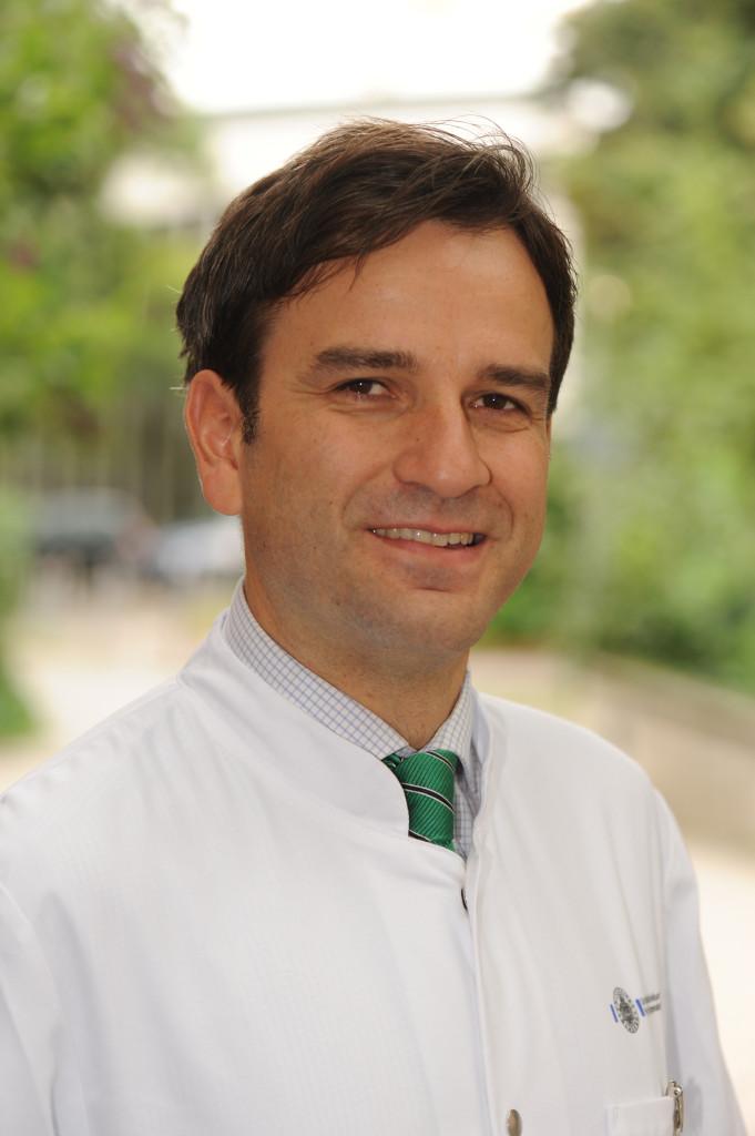 Prof. Dr. med. Jens Fiehler - Schatzmeister